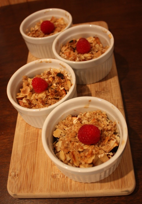 Plum and Apple Crisp1
